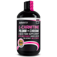 L-carnitine 70000 mg+Chrome Liquid (500мл)