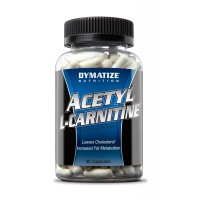 Acetyl L-carnitine 500mg (90капс)