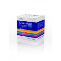L-Carnitine Crystal 2500 (20х25мл)