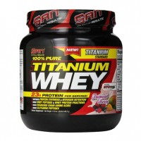 100% Pure Titanium Whey (453г)